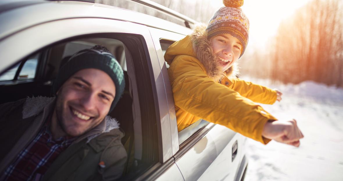 7 reflexes à adopter l'hiver pour rouler en toute sécurité
