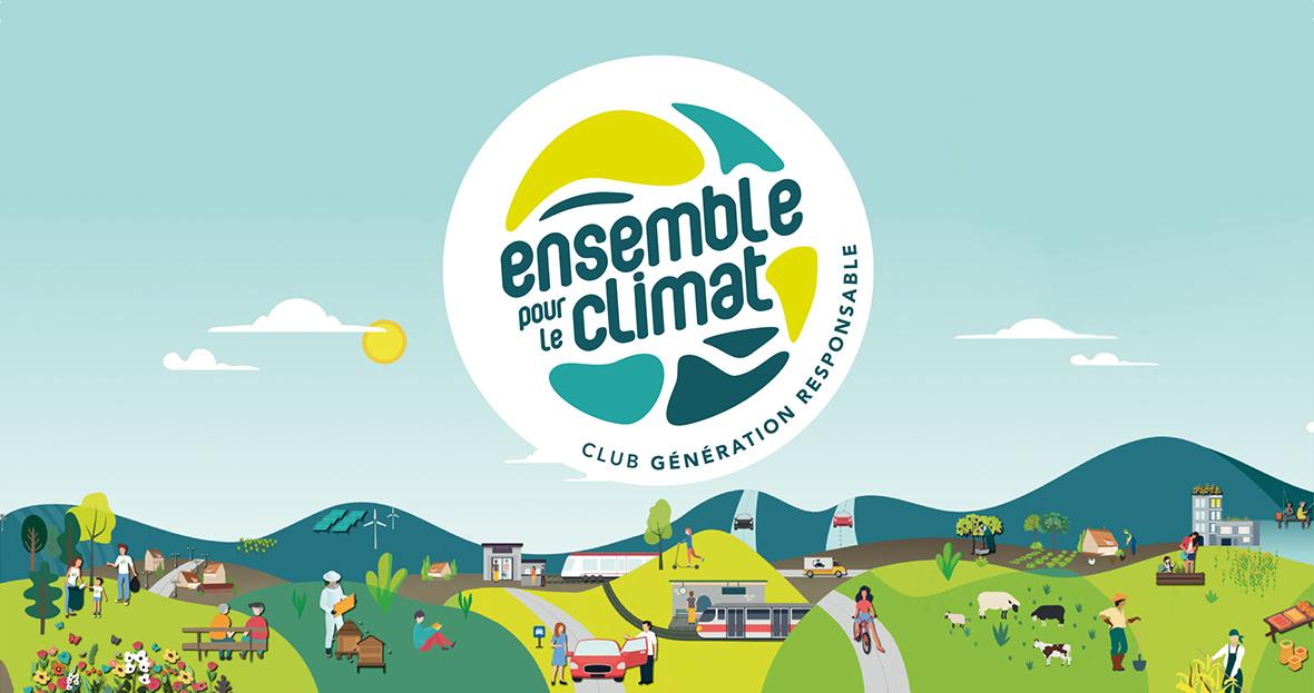 Ensemble pour le climat